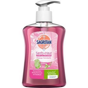 Sagrotan Sanft zur Haut Flüssige Handseife Sommerliche 2.49 EUR/250 ml
