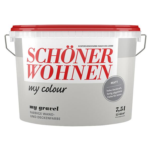 Schöner Wohnen Wand Deckenfarbe My Colour Von Bauhaus Ansehen