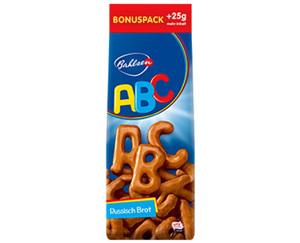 Bahlsen ABC Russisch Brot