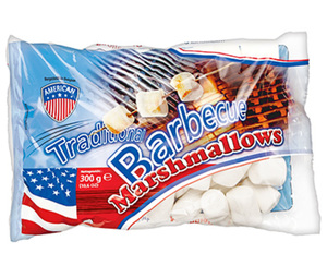 AMERICAN Barbecue Marshmallows