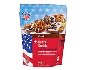 AMERICAN Brezel Snack