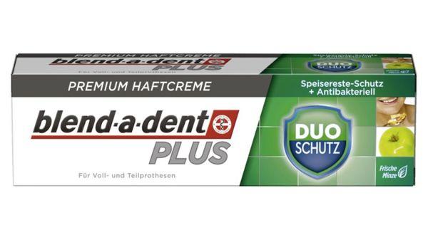 blend-a-dent Plus Haftcreme Super Duo Schutz