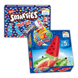 NESTLÉ Schöller Smarties Pop Up / Pirulo Watermelon