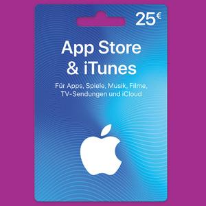 App Store & iTunes Karten