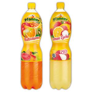 Pfanner BCE-Fruchtsaftgetränk