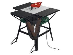 PARKSIDE® Tischkreissäge PTK 2000 D3