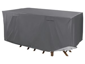 FLORABEST® Hochwertige Gartenmöbel-Schutzhülle