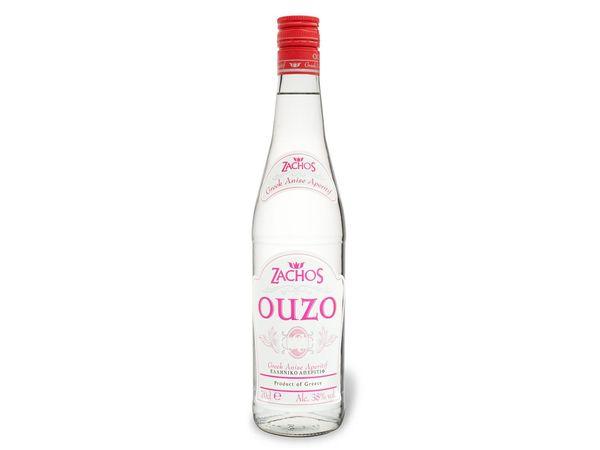 ZACHOS Ouzo 38% Vol