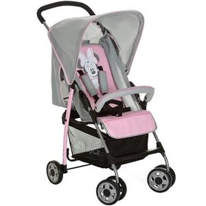Hauck - Sportwagen Sport, Minnie pink/grey