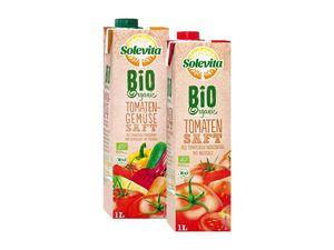 Bio-Gemüsesaft