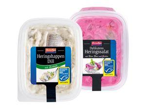 MSC-Heringshappen/ Heringssalat