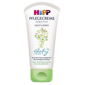Hipp - Babysanft Pflege-Creme Gesicht & Körper, 75ml