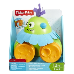 Fisher-Price - Rollmonster