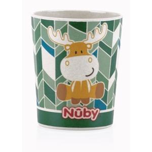 Nuby - Trinklernbecher Bamboo Elch