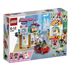 LEGO The Power Puff Girls - 41288 Angriff von Mojo Jojo