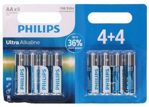 Philips ultra 8-er pack - AA