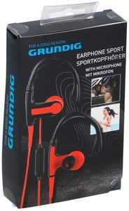 Grundig Sportkopfhörer mit Mikrofon