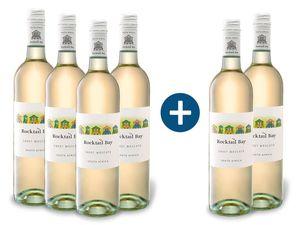 4+2 x 0,75-l-Flasche Rocktail Bay Sweet Moscato süß, Weißwein