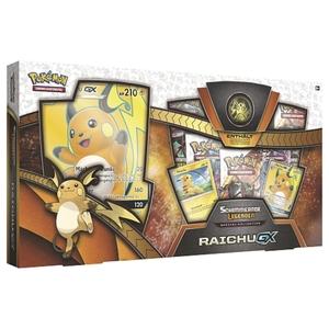 Pokémon - Schimmernde Legenden: Raichu GX Spezial-Kollektion