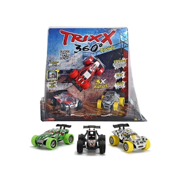 Dickie Toys - Trixx 360: Straight Bowl Ramp, sortiert