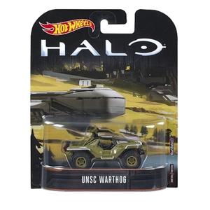Hot Wheels - Premium Car Entertainment: UNSC Warthog (DWJ86)