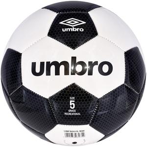 Umbro - Fußball, Größe 5, Schwarz-Weiß