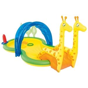 Bestway - Spielpool Zoo Play Center, 338 x 167 cm