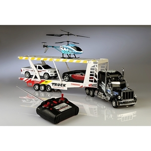 RC - King of the Road 4-in-1 Truck