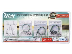 CRIVIT® Vorfachhaken-Set