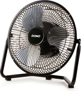 Domo DO8143 Bodenventilator Metall schwarz 23 cm