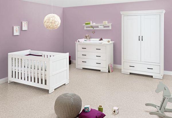 Pinolino Babyzimmer Skrollan 4 Tlg Von Netto Marken Discount