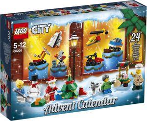 LEGO® City Town 60201 - LEGO® City Adventskalender