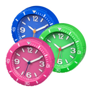 KRONTALER     Wecker Colour Time