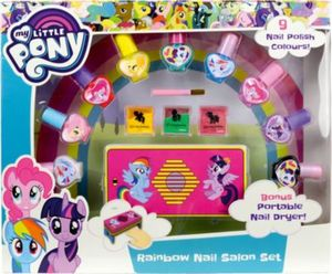 My Little Pony Nagelstudio Set