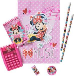 Taschenrechner-Set Minnie Mouse