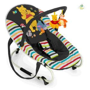 Hauck Wippe Bungee Deluxe Winnie the Pooh Tidy Tim