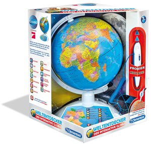Clementoni Interaktiver Globus