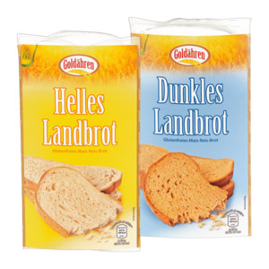 GOLDÄHREN  	   Landbrot