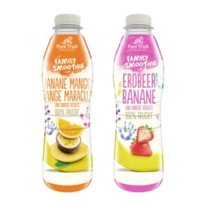 PURE FRUIT     Family Smoothie