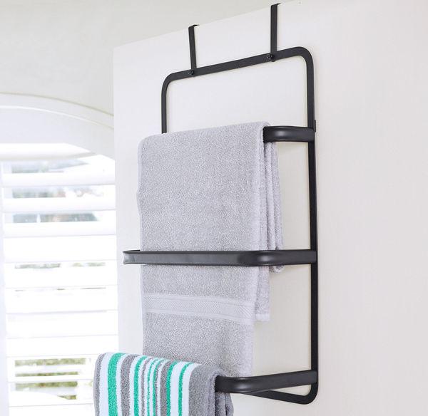 Handtuchhalter aus Metall ca 42x22x68 5cm von NKD ansehen