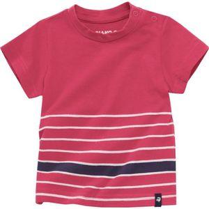 T-Shirt uni/Ringel
