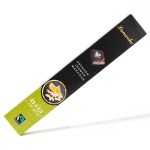 Bio-Fairtrade Orangen-Ingwer-Marzipan Pralinen 7,20 € / 100g