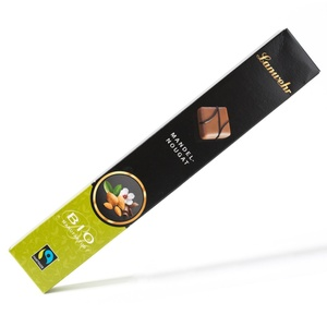 Bio-Fairtrade Mandel-Nougat Pralinen 7,20 € / 100g