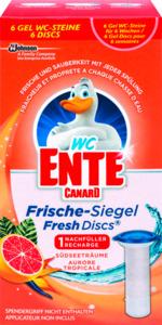 WC-Ente WC-Reiniger Frische-Siegel Südseeträume Nachfüllpack