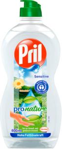 Pril Spülmittel Pro Nature Sensitive