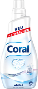 Coral Feinwaschmittel Optimal White+