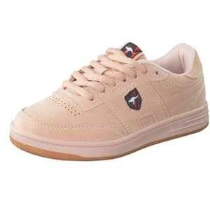 KangaROOS Retro Cup Kids Sneaker Mädchen rosa