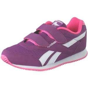 Reebok Royal CL Jog 2 RS 2V Sneaker Mädchen lila
