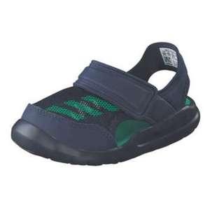 adidas FortaSwim C Sandale Jungen blau