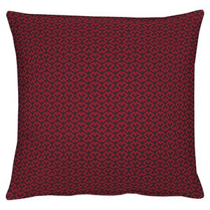 Kissenhülle Pizzo - Rot - 40 x 40 cm, Apelt